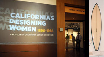 California Designing Women Exhibition