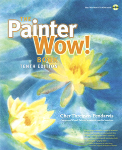 The Painter WOW! Cover Image